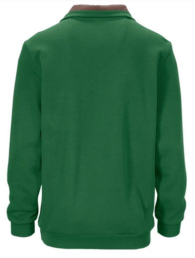 Sweat-shirt Babista Avec Bordure En Velours