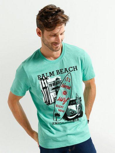 Babista T-Shirt aus feinem Flammgarn