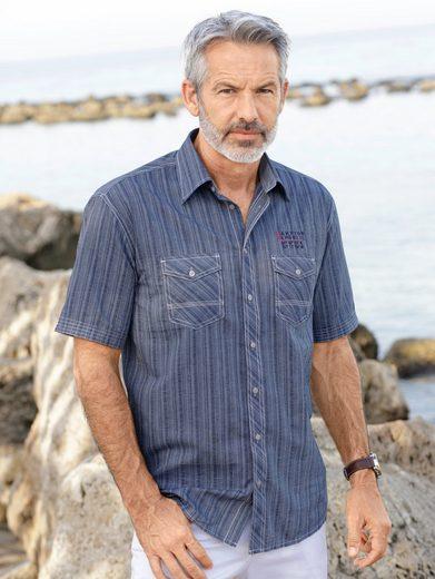 Babista Hemd mit zwei verschließbaren Brusttaschen
