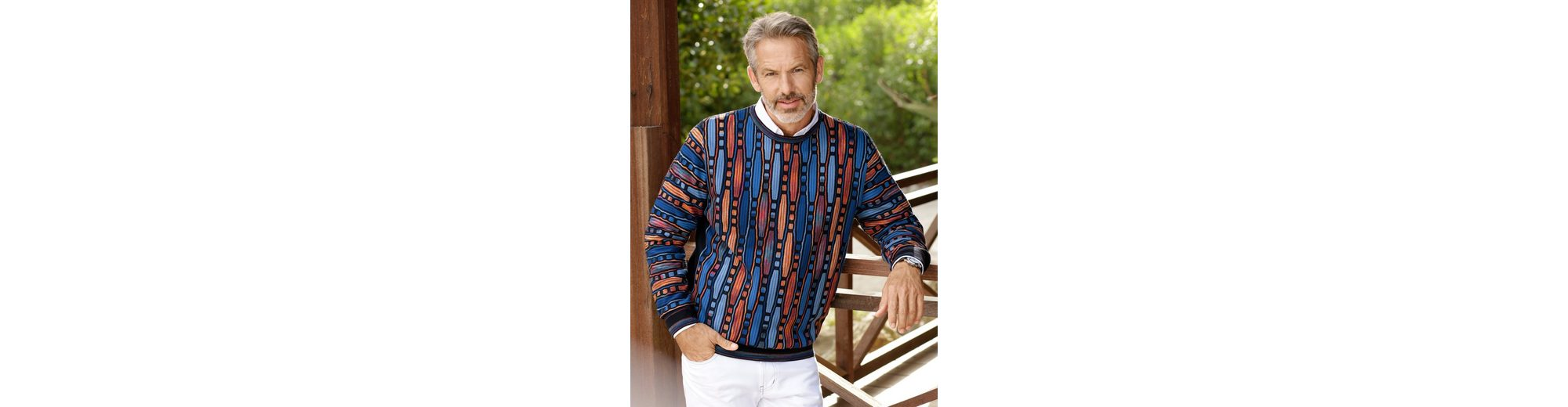Babista aufw盲ndigem Strickmuster Pullover Pullover Babista mit Ow0RqrOzn