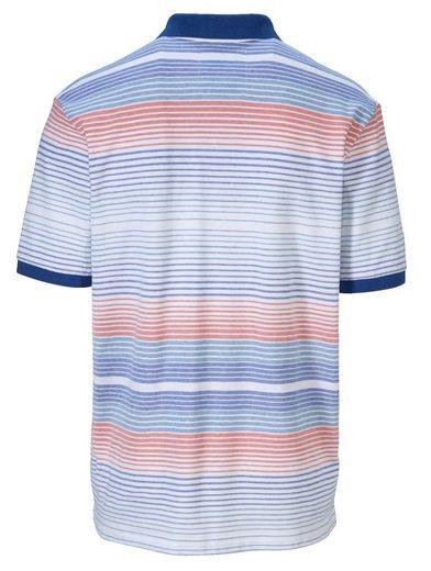 Babista Poloshirt mit Stickerei auf der Brust