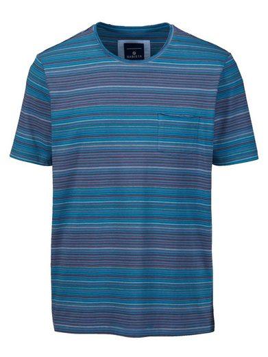 Babista T-Shirt mit garngefärbtem Streifendessin