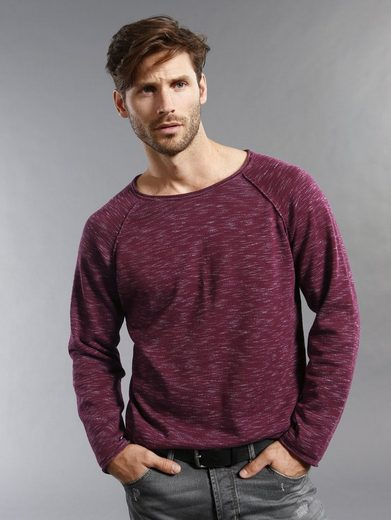 Babista Pullover in zweifarbiger Optik