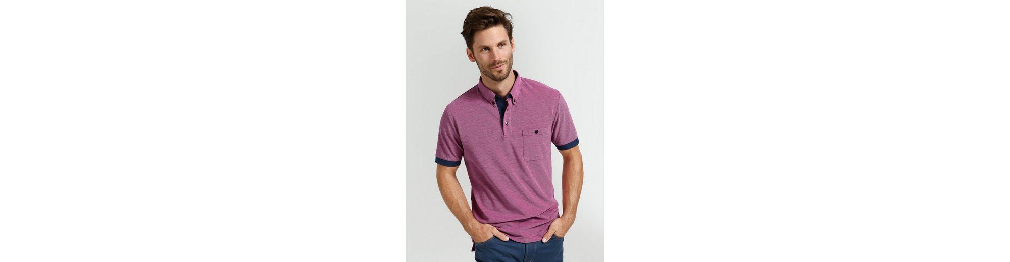 Freies Verschiffen Bequem Günstig Kaufen Vermarktbare Babista Poloshirt in zweifarbiger Optik Spielraum Finish HJrZaHE9WT
