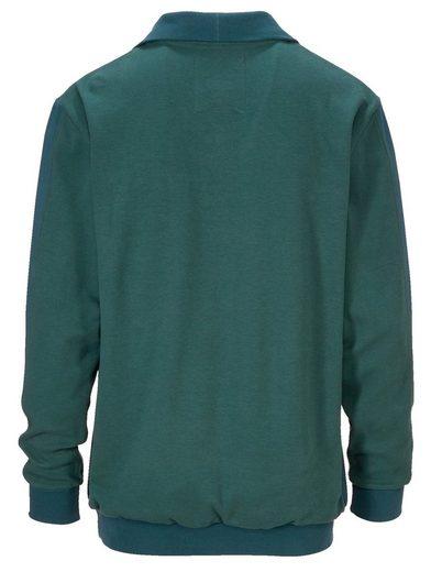 Sweat-shirt Babista Avec Inserts Élastiques