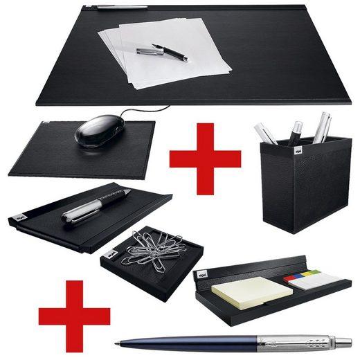 Sigel-Premium Schreibtisch-Set 6-teilig inkl. Kugelschreiber »Cintano:S« 1 Set