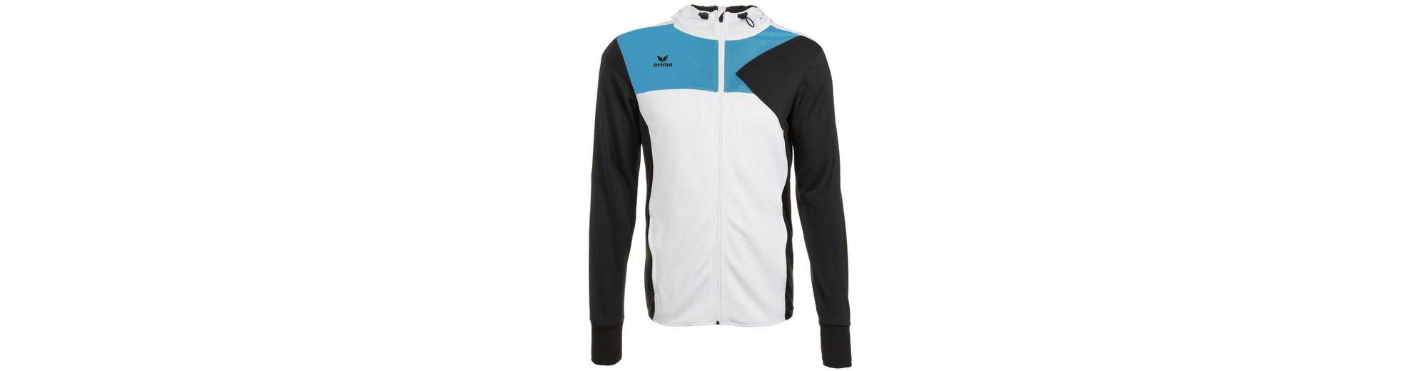 ERIMA Premium One Trainingsjacke mit Kapuze Herren Neuester Günstiger Preis lJhkEYM