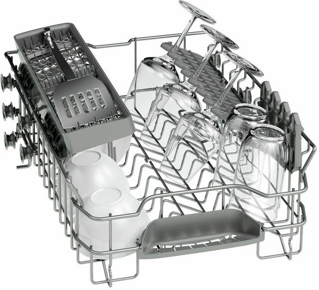 Küchengroßgeräte - SIEMENS Unterbaugeschirrspüler, SR415S03CE, 8,5 l, 9 Maßgedecke, 45 cm breit  - Onlineshop OTTO
