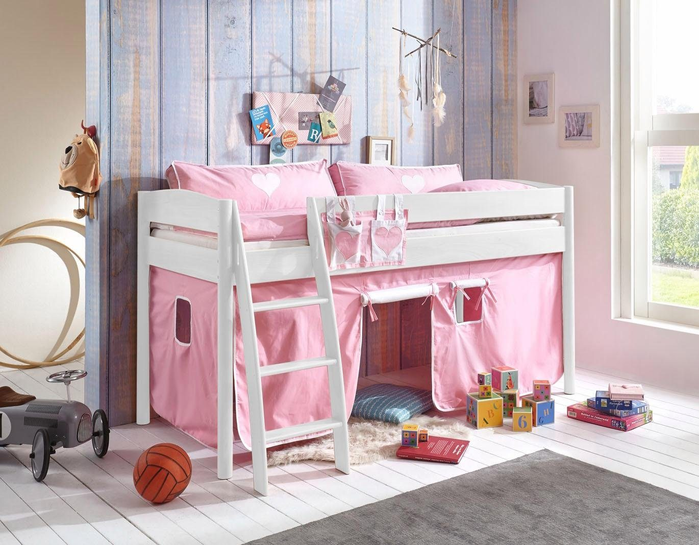 Etagenbett Beni Otto S : Relita bett affordable nina buche massiv with