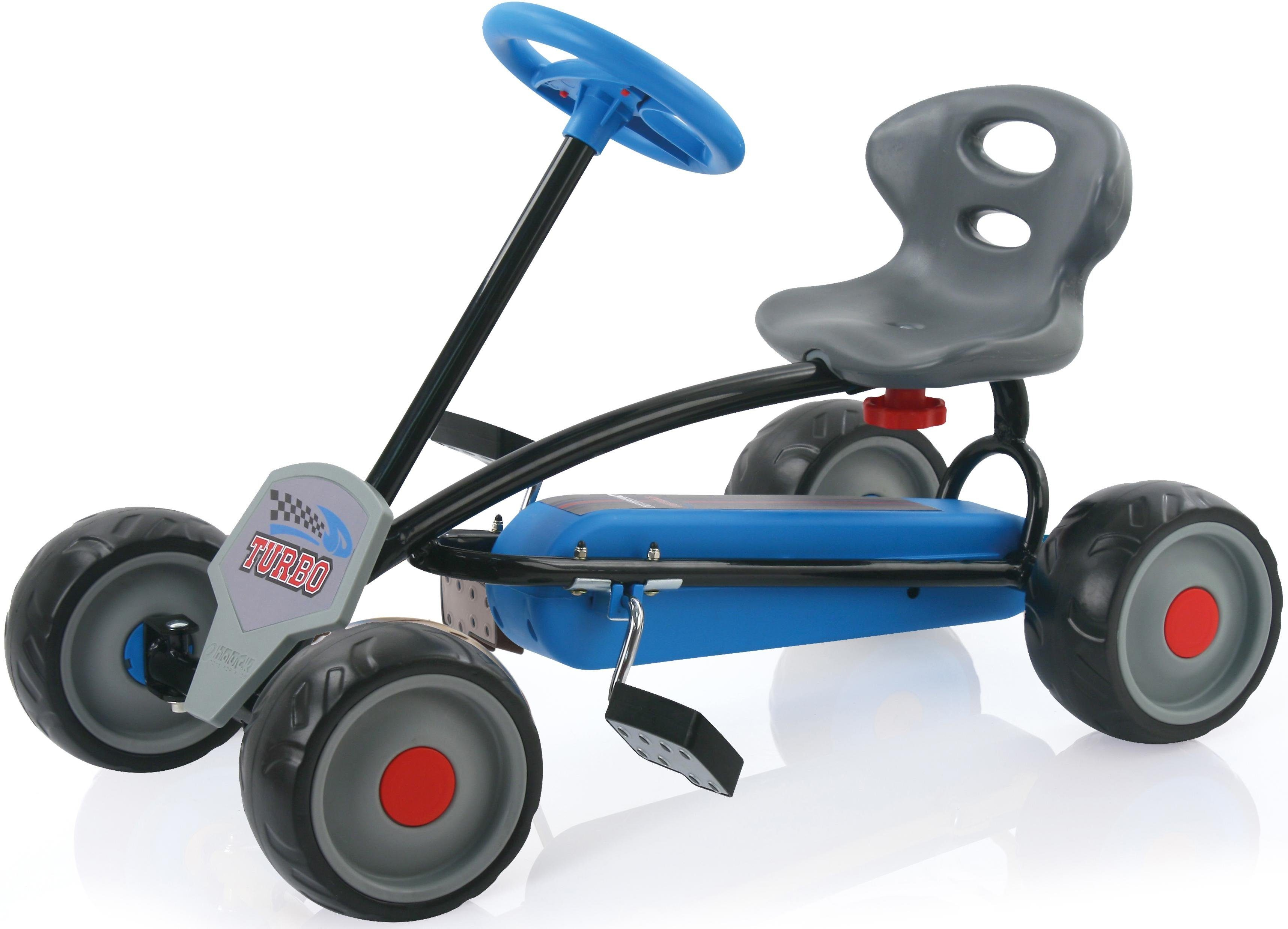 hauck TOYS FOR KIDS Go-Kart, »Turbo Boy«