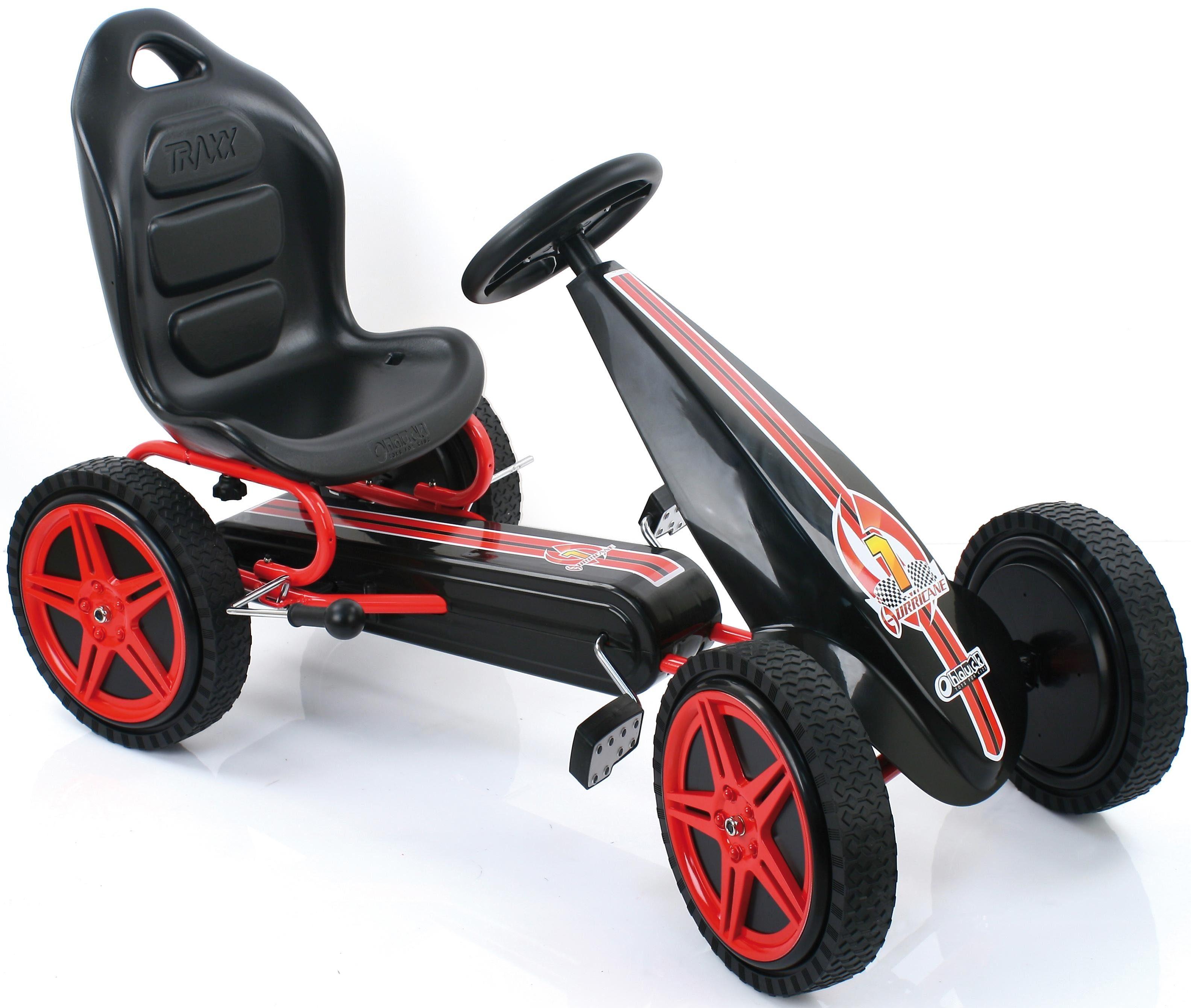 hauck TOYS FOR KIDS Go-Kart, »Hurricane Red«