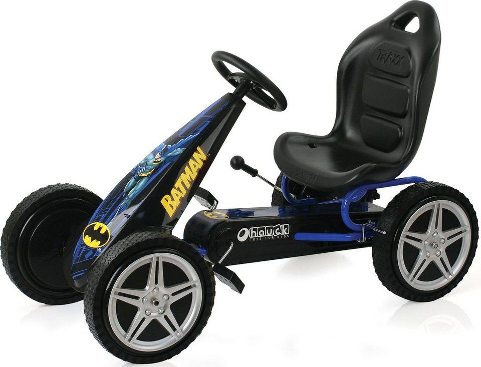 hauck toys for kids go kart batman kaufen otto. Black Bedroom Furniture Sets. Home Design Ideas