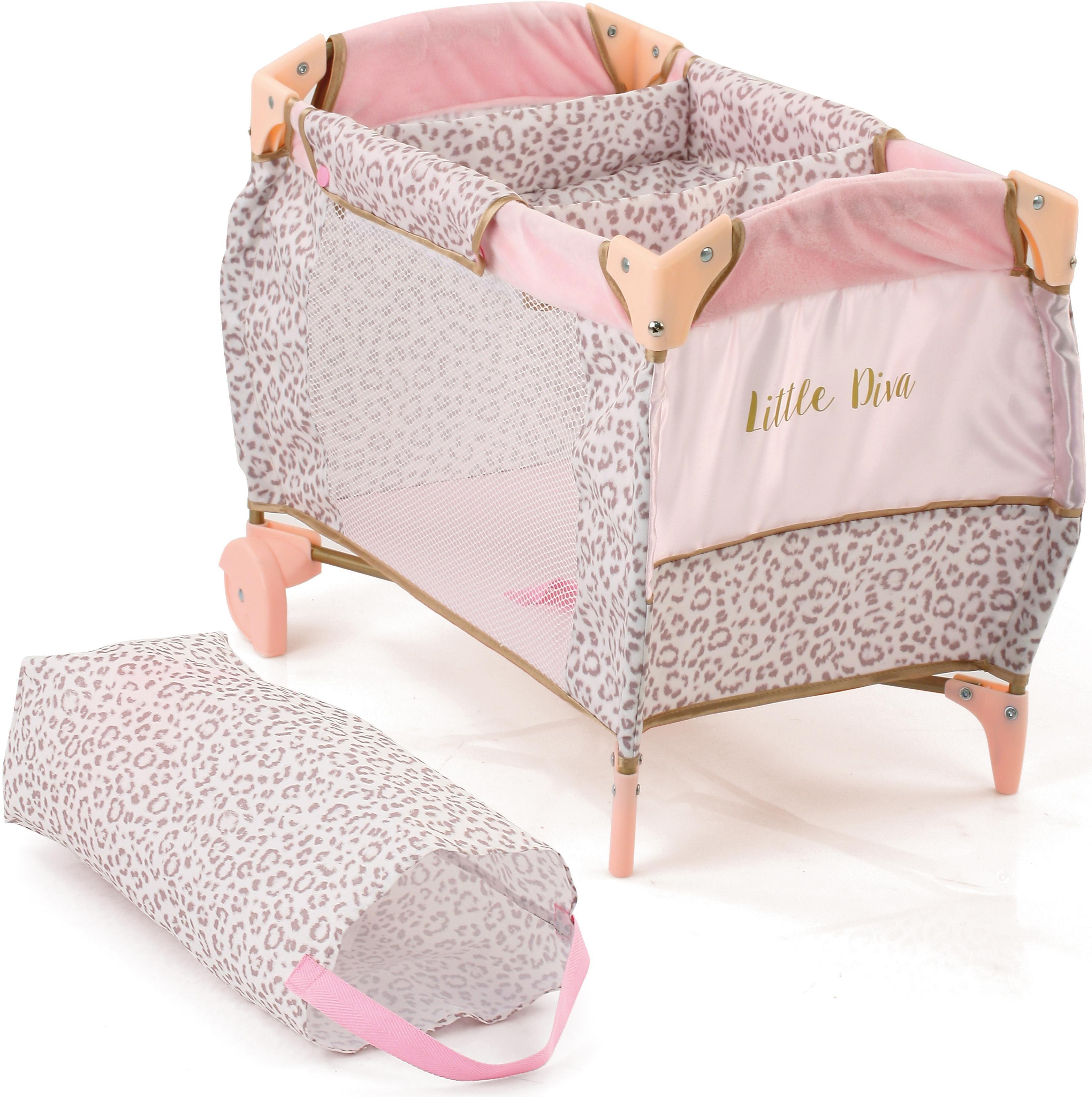puppenbett preisvergleich die besten angebote online kaufen. Black Bedroom Furniture Sets. Home Design Ideas
