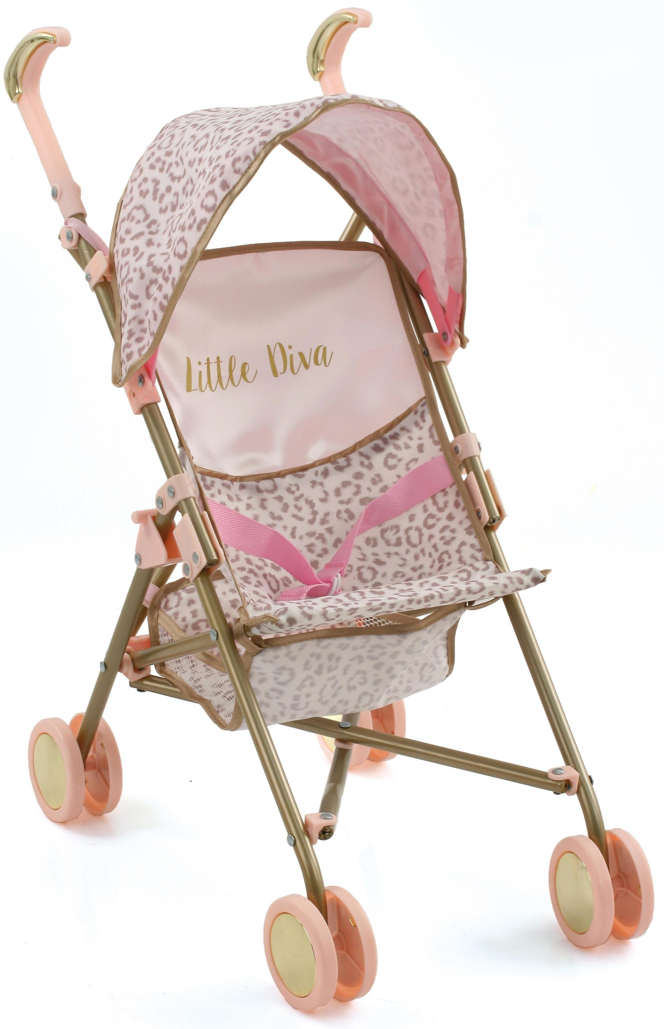 hauck TOYS FOR KIDS Puppenbuggy, »Drive Sun, Little Diva«
