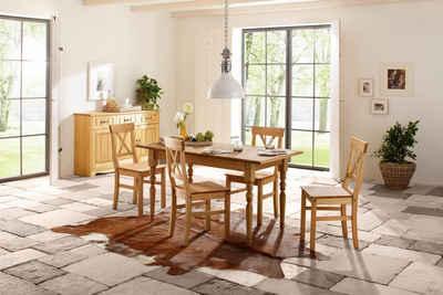 Küchentisch Und Stühle essgruppe kaufen esstisch mit stühlen tischgruppe otto