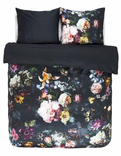 Bettwäsche »Fleur«, Essenza, mit großen Blüten