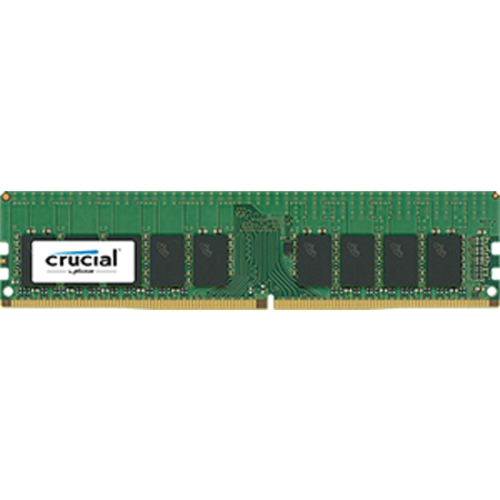 Crucial Arbeitsspeicher »DIMM 16 GB DDR4-2133 ECC«
