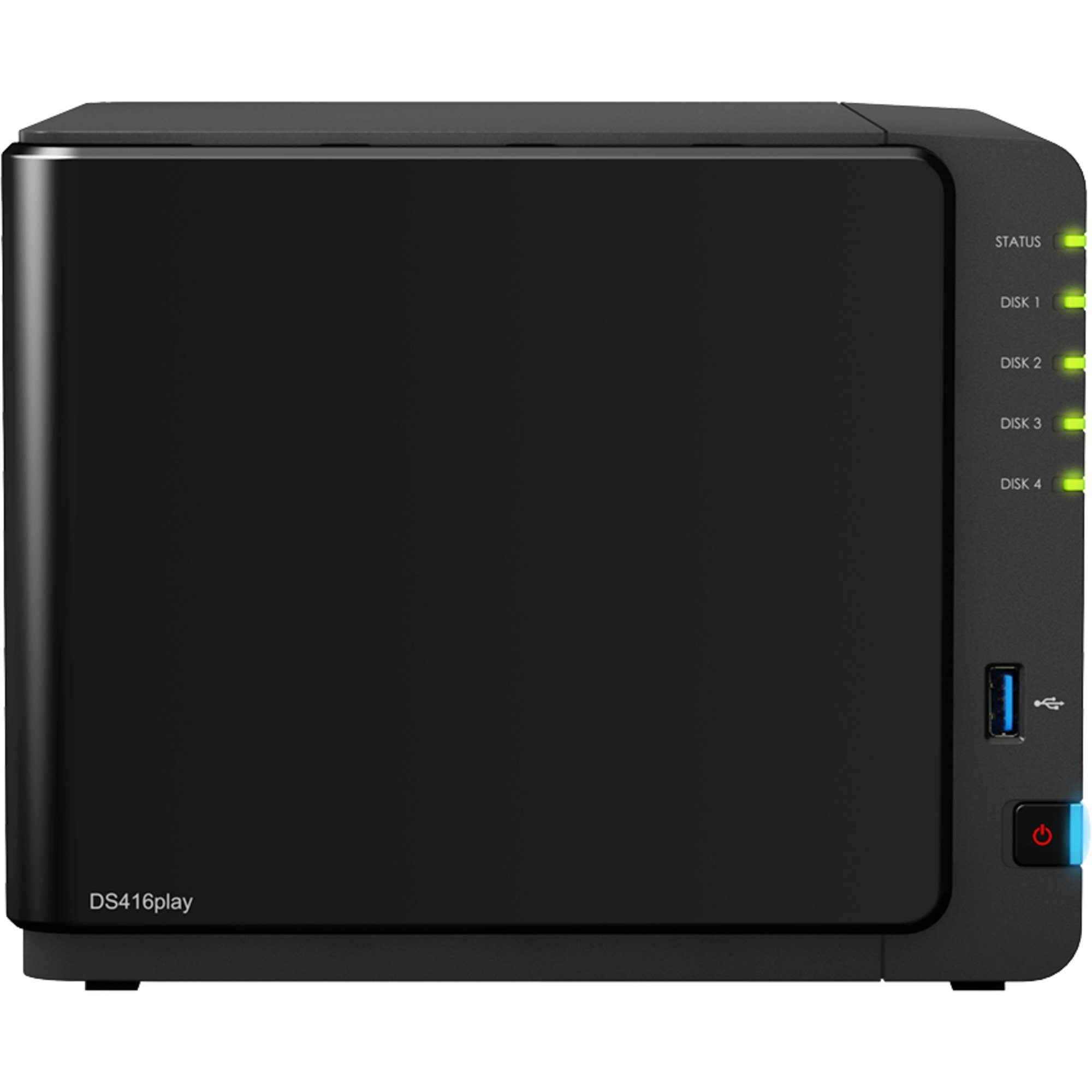 Synology NAS »DS416Play 4Bay NAS«
