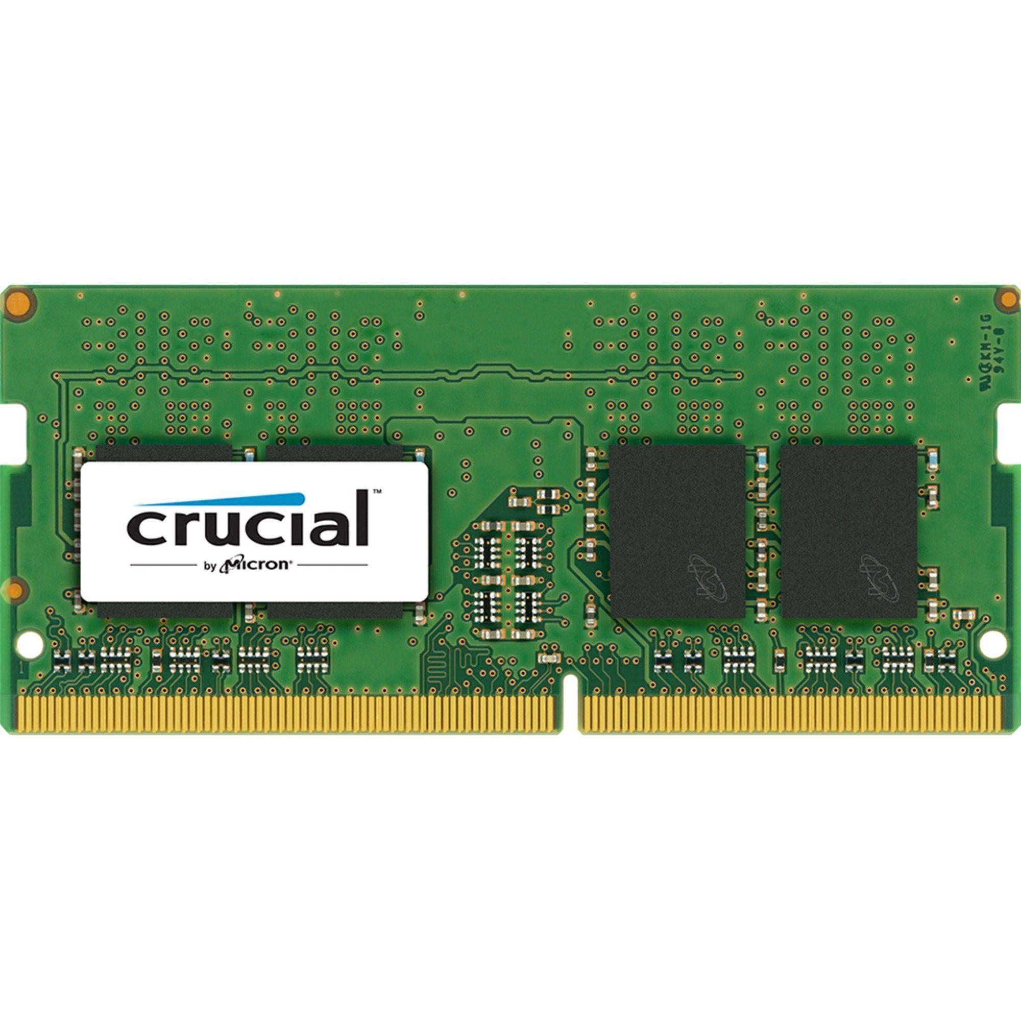Crucial Arbeitsspeicher »SO-DIMM 16GB DDR4-2133«