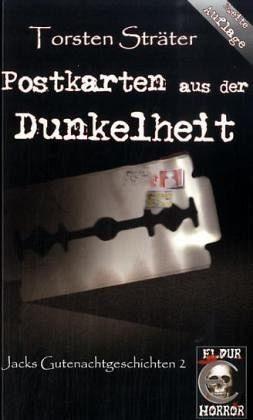 Broschiertes Buch »Postkarten aus der Dunkelheit«