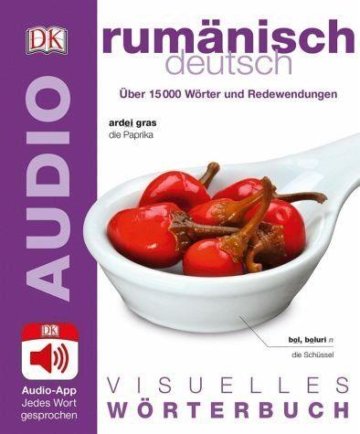 Broschiertes Buch »Visuelles Wörterbuch Rumänisch Deutsch«