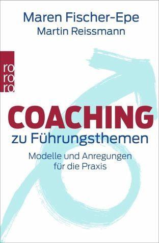 Broschiertes Buch »Coaching zu Führungsthemen«
