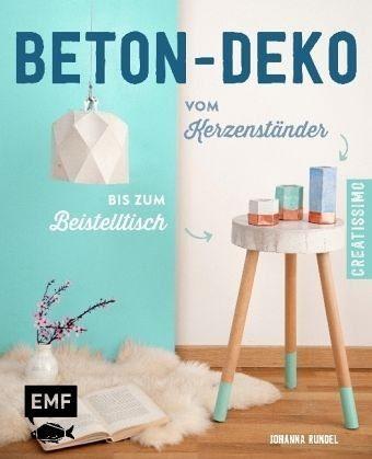 Gebundenes Buch »Beton-Deko«