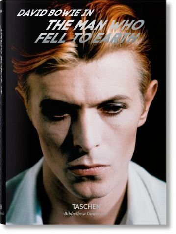 Broschiertes Buch »David Bowie. The Man Who Fell to Earth«