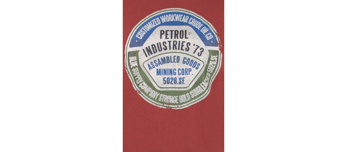 Verkauf Wahl Billig Gutes Verkauf Petrol Industries T-Shirt VGifW31Bf