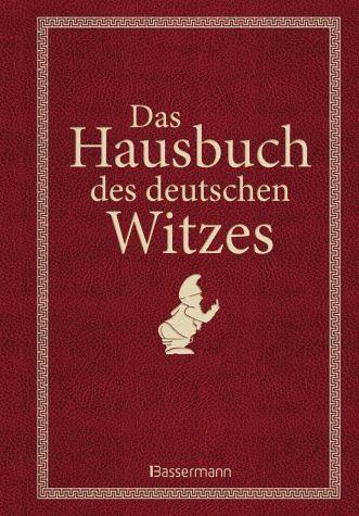 Gebundenes Buch »Das Hausbuch des deutschen Witzes«