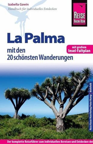 Broschiertes Buch »Reise Know-How Reiseführer La Palma mit den 20...«