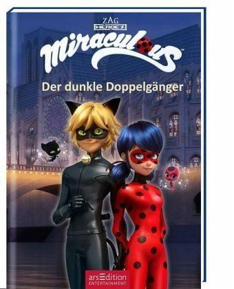 Gebundenes Buch »Der dunkle Doppelgänger / Miraculous Bd.2«