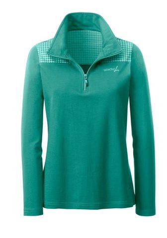 Casual Looks Sportinio stiliaus megztinis