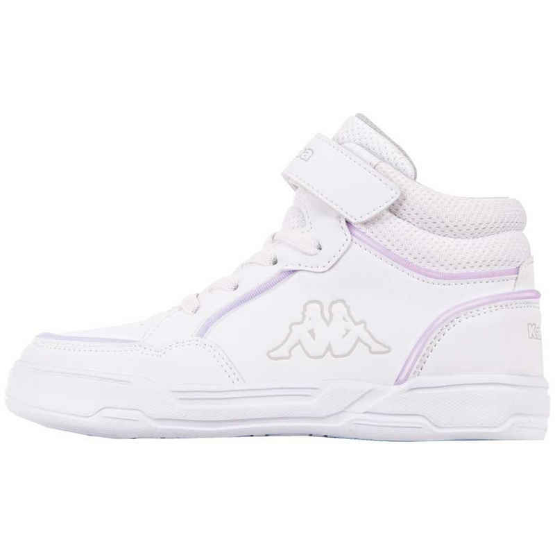 Kappa »STIC HIGH KIDS« Sneaker in kinderfußgerechter Passform