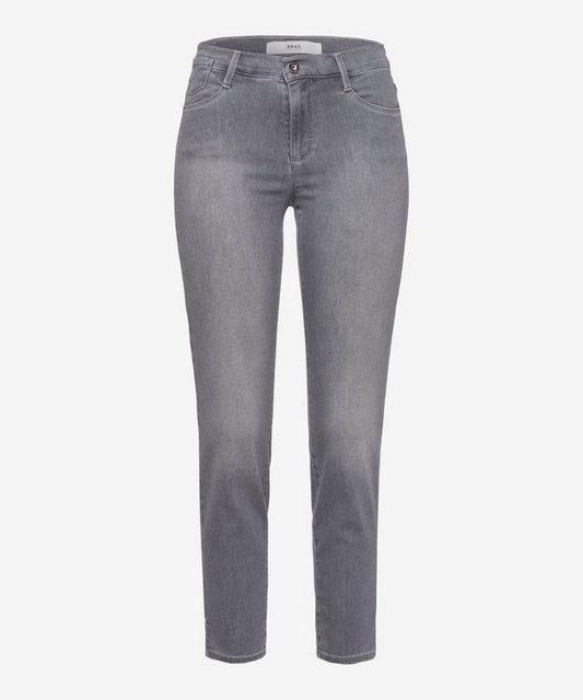 Hosen - Brax 5 Pocket Jeans »Style Shakira S« › grau  - Onlineshop OTTO