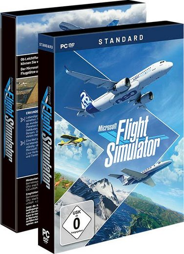 Flight Simulator Standard Edition PC