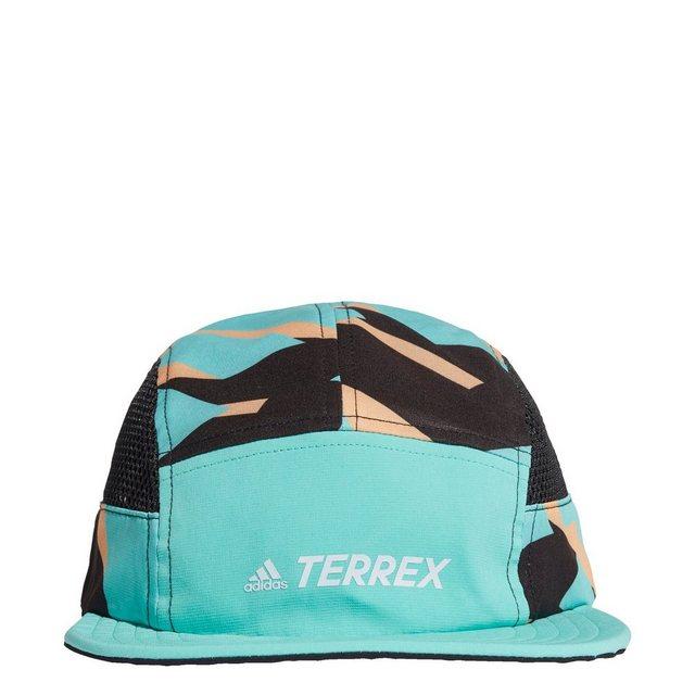 adidas TERREX Snapback Cap »TERREX Primegreen AEROREADY Graphic Five-Panel Kappe«