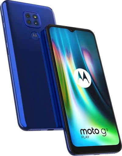 Motorola moto g9 play Smartphone (17,27 cm/6,5 Zoll, 64 GB Speicherplatz, 48 MP Kamera)