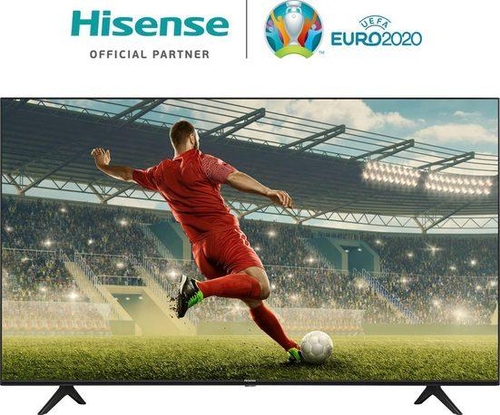 Hisense 75AE7010F LED-Fernseher (189 cm/75 Zoll, 4K Ultra HD, Smart-TV)