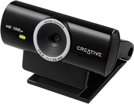 Creative »Live! Cam Sync HD« Webcam (HD)