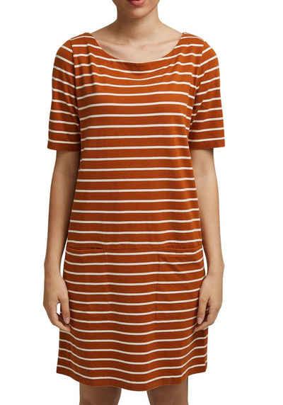 Esprit Shirtkleid im tollen Ringel-Look