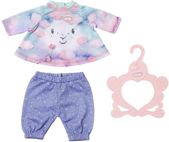 Baby Annabell Puppenkleidung »Sweet Dreams Nachthemd«