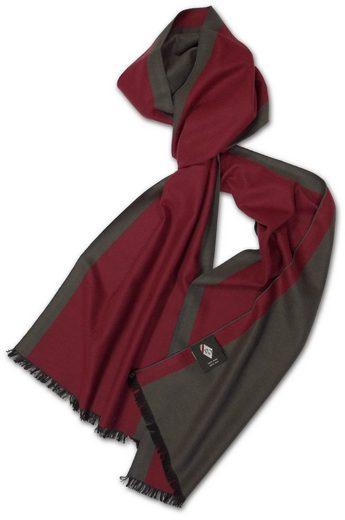 Posh Gear Seidenschal »Seiden Schal Silk Bicolor« aus 100% Seide