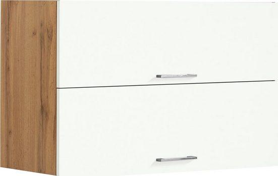 HELD MÖBEL Klapphängeschrank »Colmar« 100 cm, mit Metallgriff, für viel Stauraum