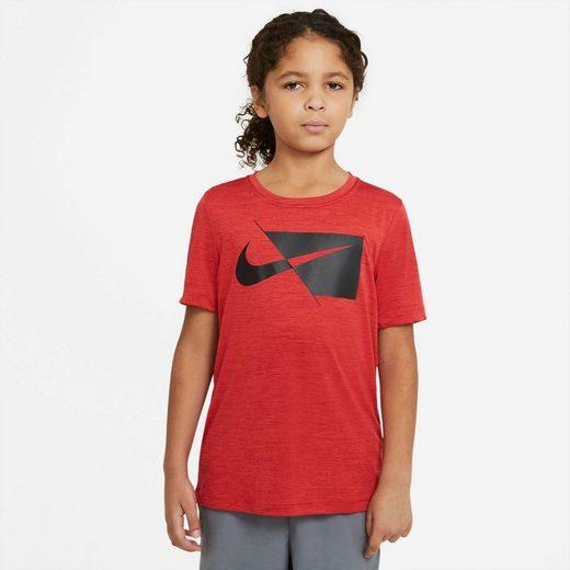 Nike T-Shirt »Nike Core Big Kids' Short-sleeve Top«