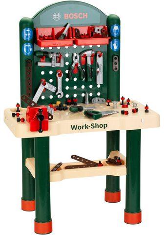 Klein Werkbank »Bosch Work-Shop« (Set) pagam...
