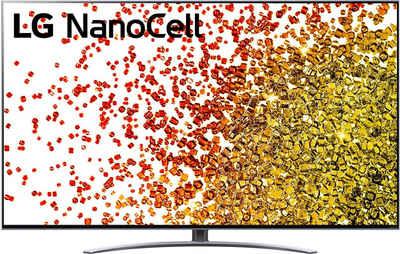 LG 65NANO889PB LCD-LED Fernseher (164 cm/65 Zoll, 4K Ultra HD, Smart-TV, (bis zu 120Hz), Local Dimming, α7 Gen4 4K AI-Prozessor, Sprachassistenten, HDMI 2.1)