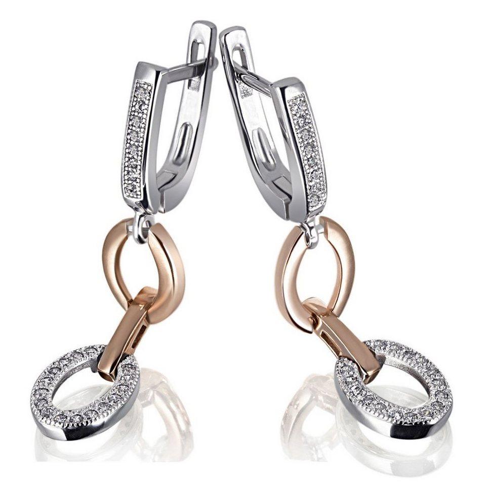 3c3e59f4cd23 goldmaid Paar Ohrringe Keep Together 925 - Silber 48 Zirkonia online ...