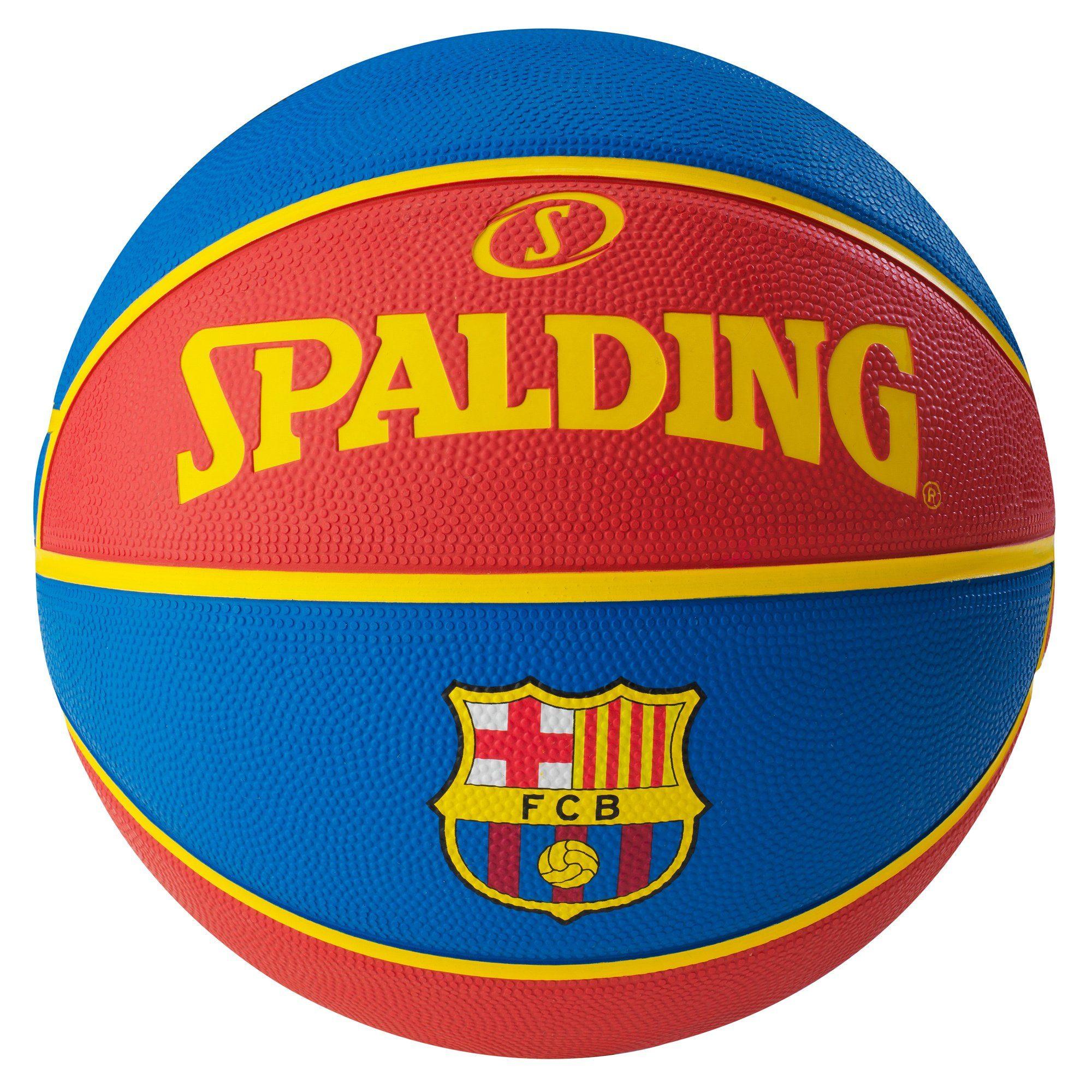 SPALDING EL Team FC Barcelona Basketball