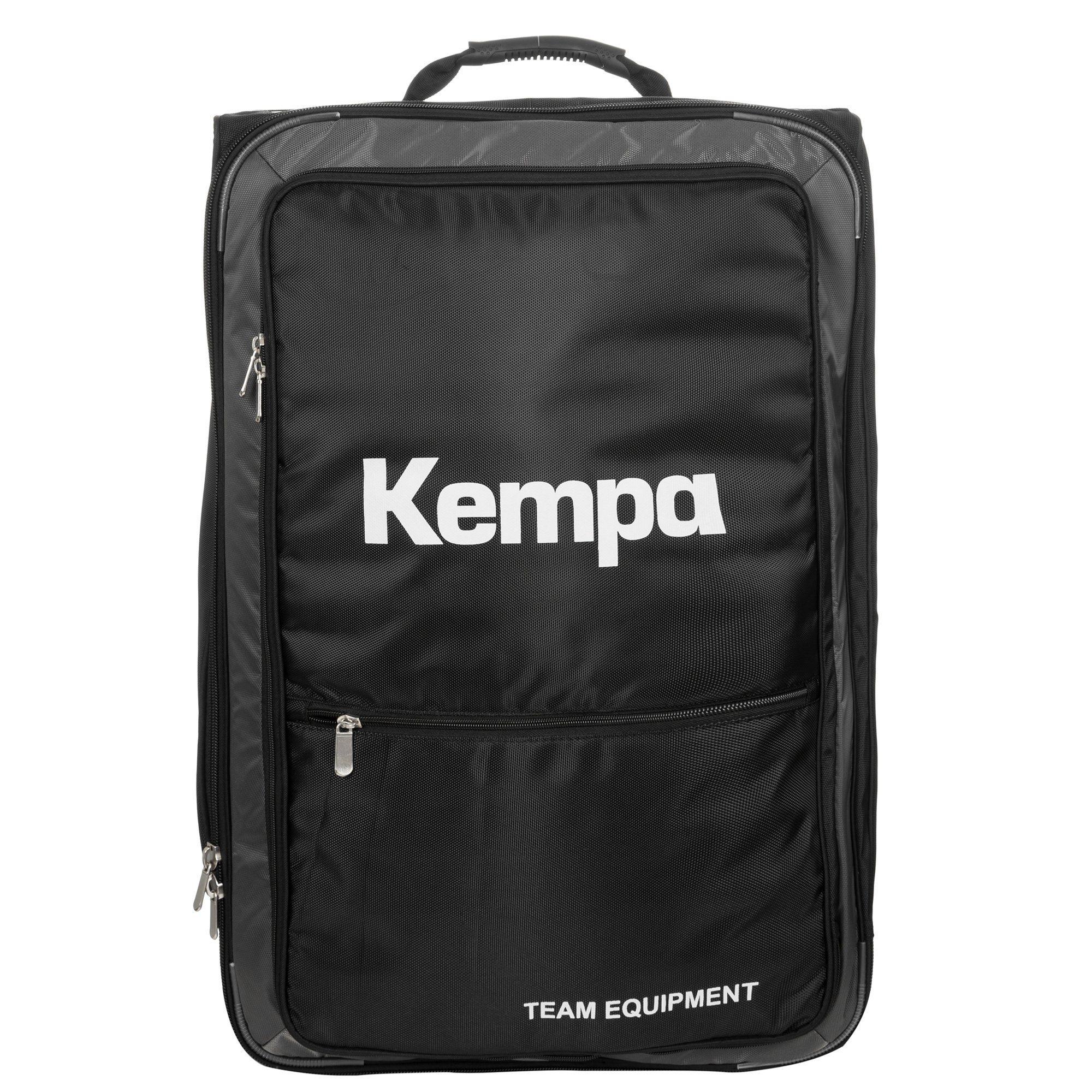 Kempa TEAM EQUIPMENT TROLLEY | Taschen > Koffer & Trolleys > Trolleys | Schwarz | Kempa